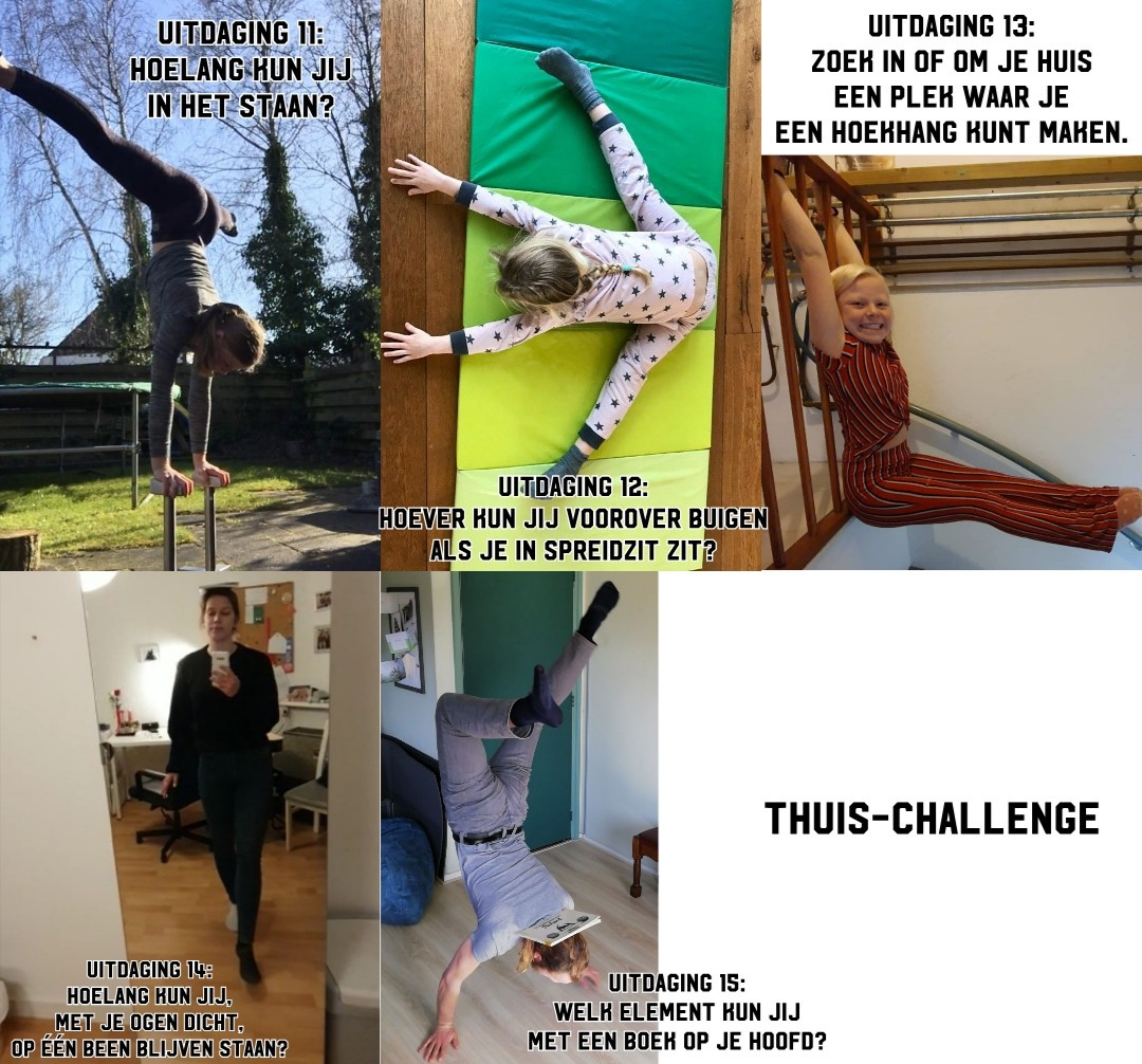 thuis challenge